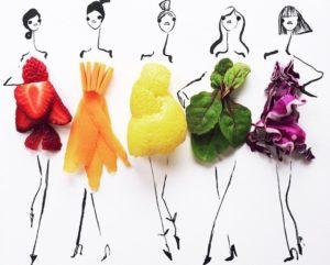 5 colori della salute