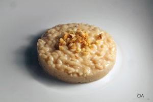 Riso al Montenegro, Gorgonzola DOP e noci
