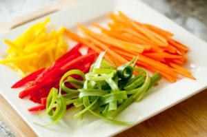 Tagli verdure