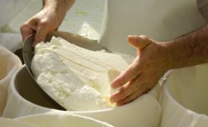 Lavorazione del gorgonzola