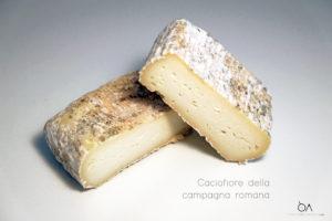 Caciofiore della campagna romana