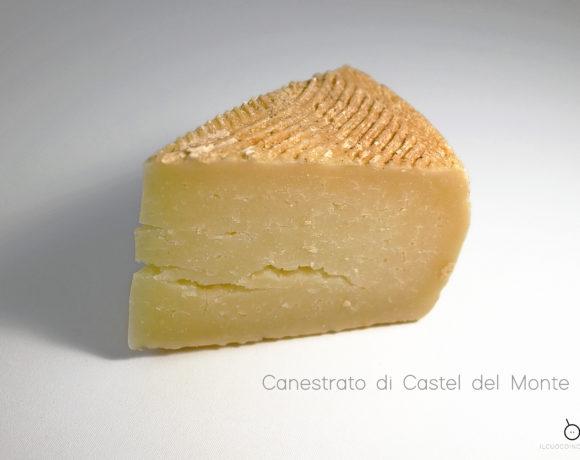 Canestrato di Castel del Monte