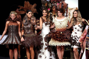 Salon du chocolat chocofashion