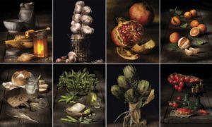 Caravaggio in Cucina di Renato Marcialis