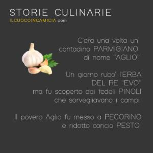 Storia del Pesto Genovese
