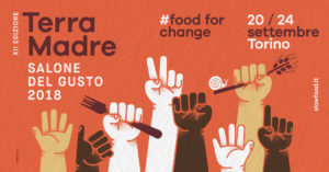 Terra Madre Salone del Gusto 2018 Slow Food