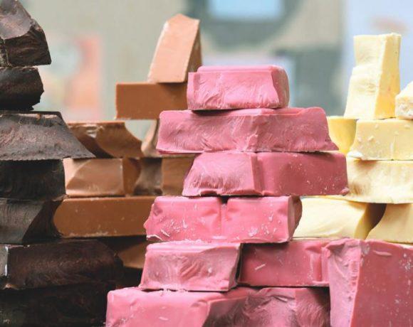 Cioccolato rosa Ruby